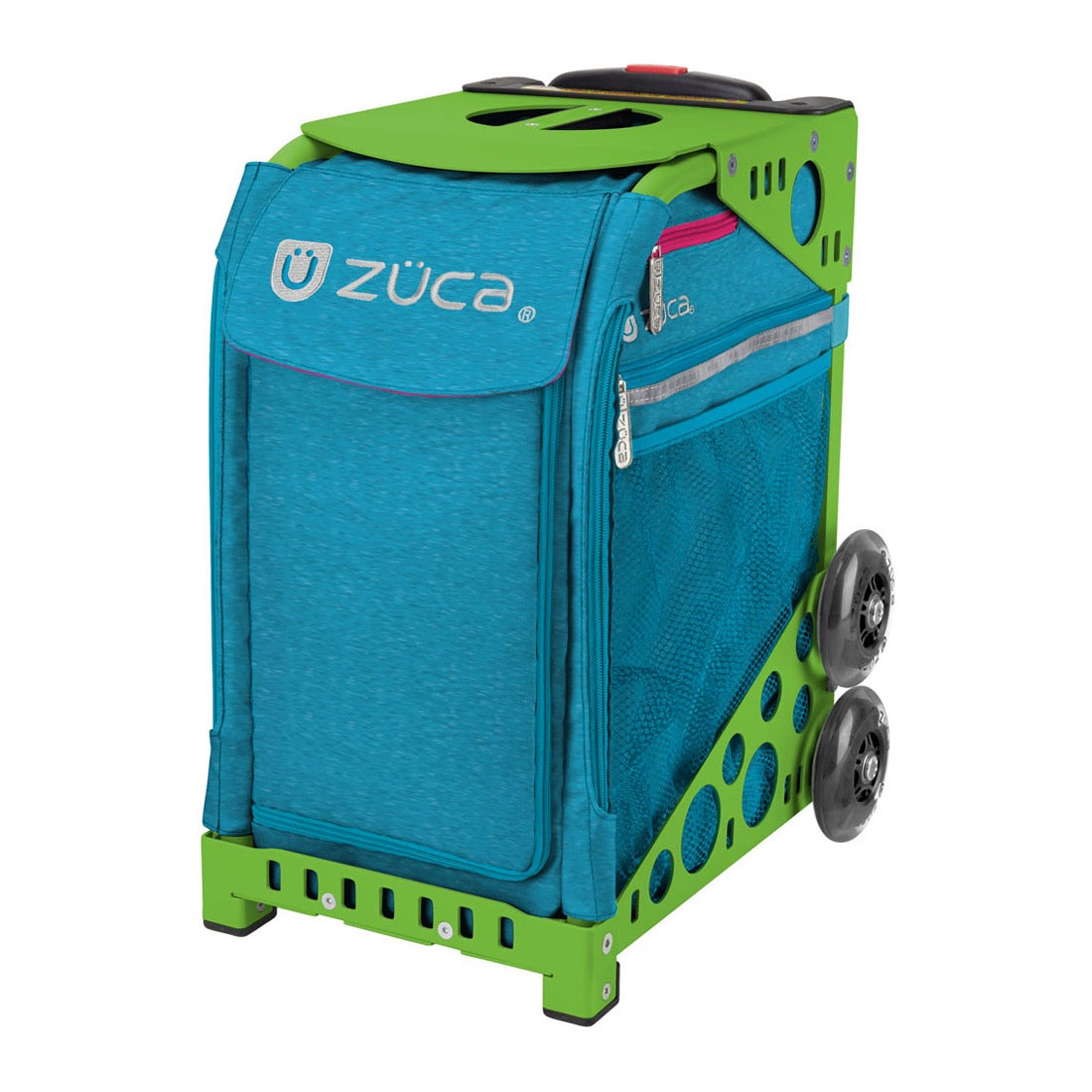 【SAC'S BAR】ZUCA Sport キャリーケース Beachy Blue 403 Green メンズ