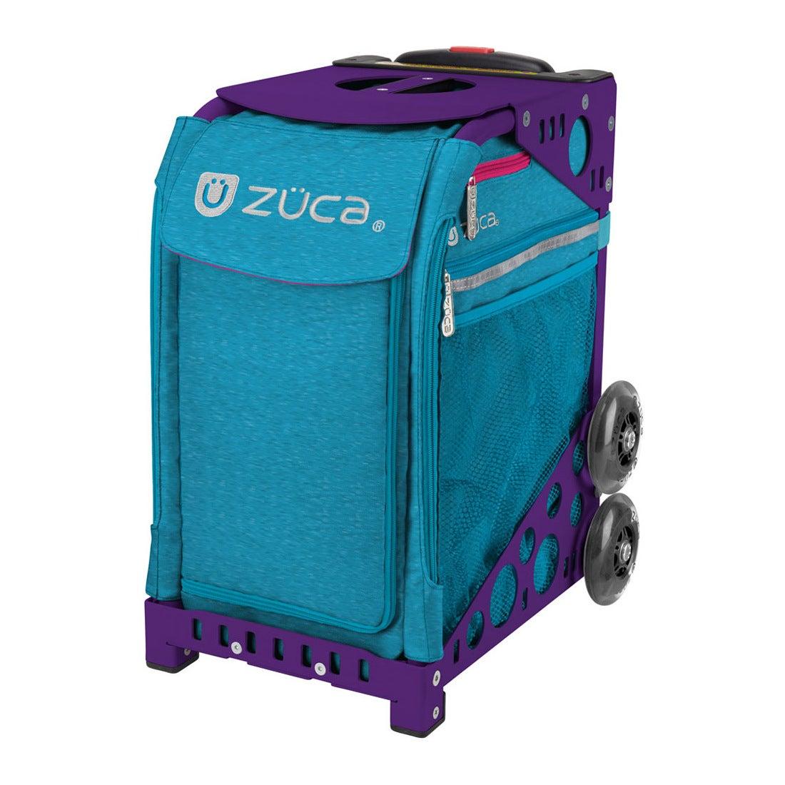 ロコンド 靴とファッションの通販サイト【SAC'SBAR】ZUCASportキャリーケースBeachyBlue403Purple