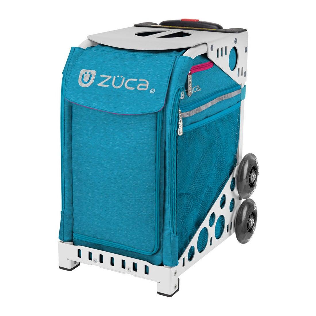 ロコンド 靴とファッションの通販サイト【SAC'SBAR】ZUCASportキャリーケースBeachyBlue403White