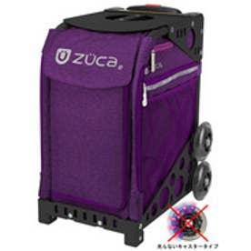 【SAC'S BAR】ZUCA Sport キャリーケース Cosmic Purple 401 Black(NonFlashWheel)