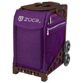 【SAC'S BAR】ZUCA Sport キャリーケース Cosmic Purple 401 Brown