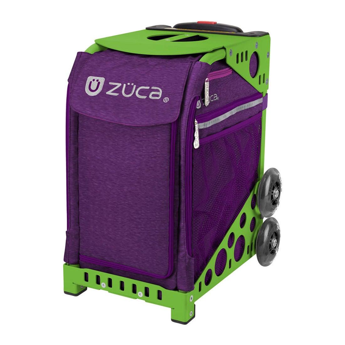 【SAC'S BAR】ZUCA Sport キャリーケース Cosmic Purple 401 Green メンズ