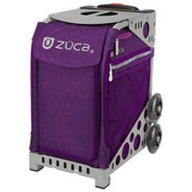 【SAC'S BAR】ZUCA Sport キャリーケース Cosmic Purple 401 Grey