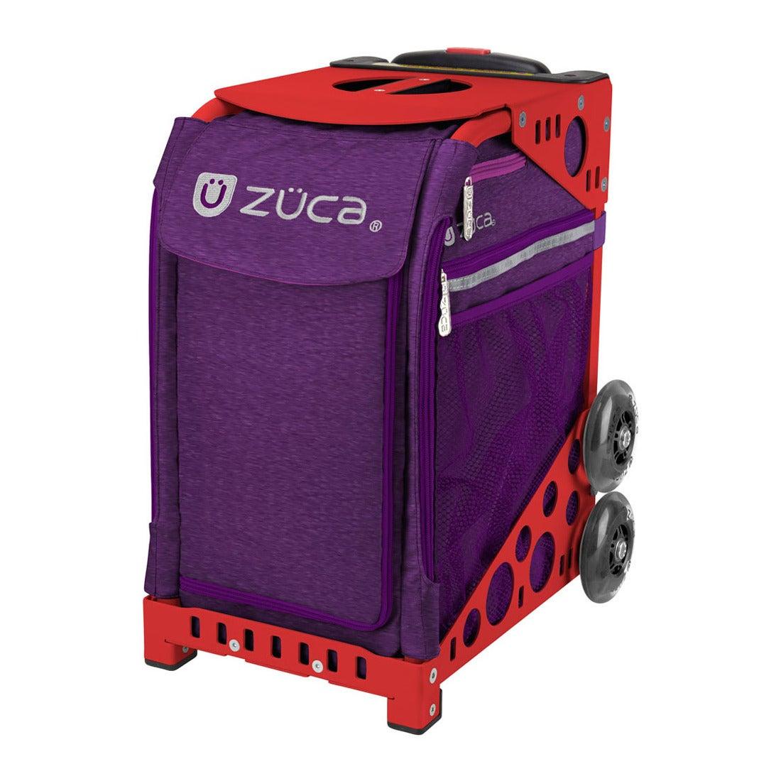 ロコンド 靴とファッションの通販サイト【セット販売】ZUCAスポーツCosmicPurple100401Red