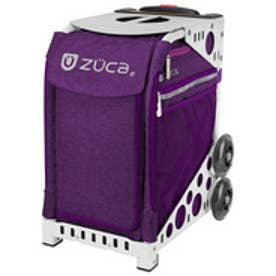 【SAC'S BAR】ZUCA Sport キャリーケース Cosmic Purple 401 White