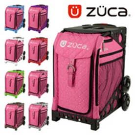 【SAC'S BAR】ZUCA Sport キャリーケース Hot Pink 003 Brown