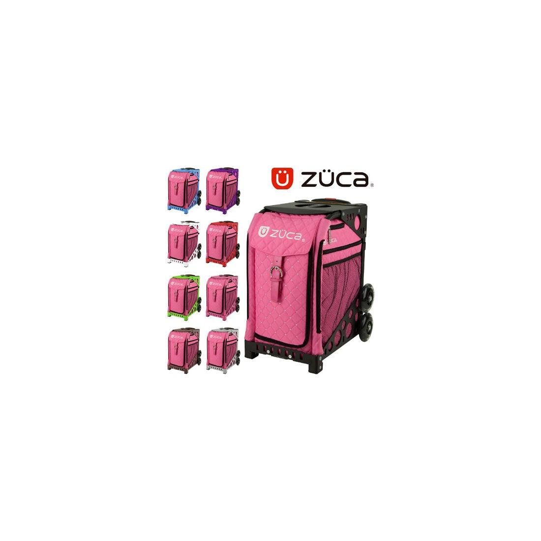 ロコンド 靴とファッションの通販サイト【セット販売】ZUCAスポーツHotPink100003White