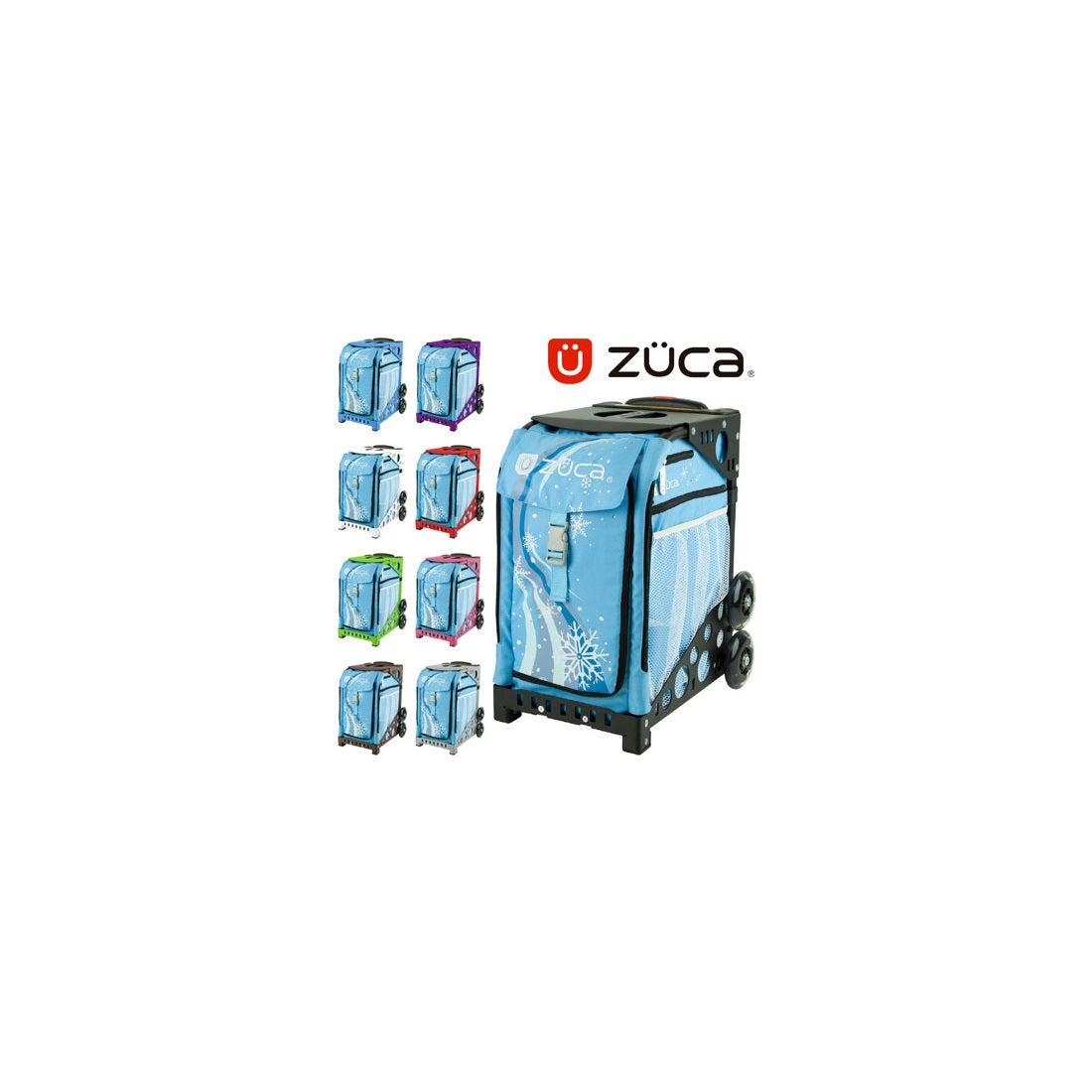 ロコンド 靴とファッションの通販サイト【SAC'SBAR】ZUCASportキャリーケースWonderland006Green