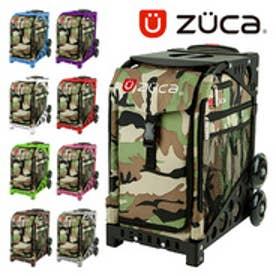 【SAC'S BAR】ZUCA Sport キャリーケース Camo 108 Green