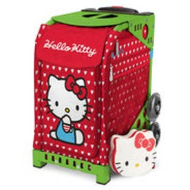 【セット販売】ZUCA スポーツ 142002 Hello Kitty Labor of Love Green