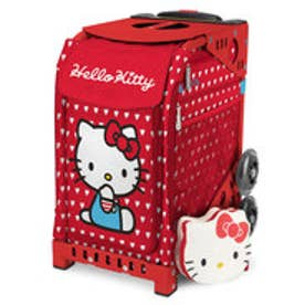 【セット販売】ZUCA スポーツ 142002 Hello Kitty Labor of Love Red