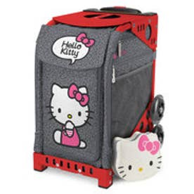 【SAC'S BAR】キャリーケース ZUCA SPORT ズーカ 142003 Hello Kitty Leopard Red