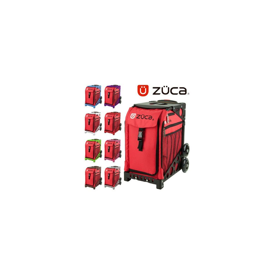 ロコンド 靴とファッションの通販サイト【セット販売】ZUCAスポーツChili100205Red