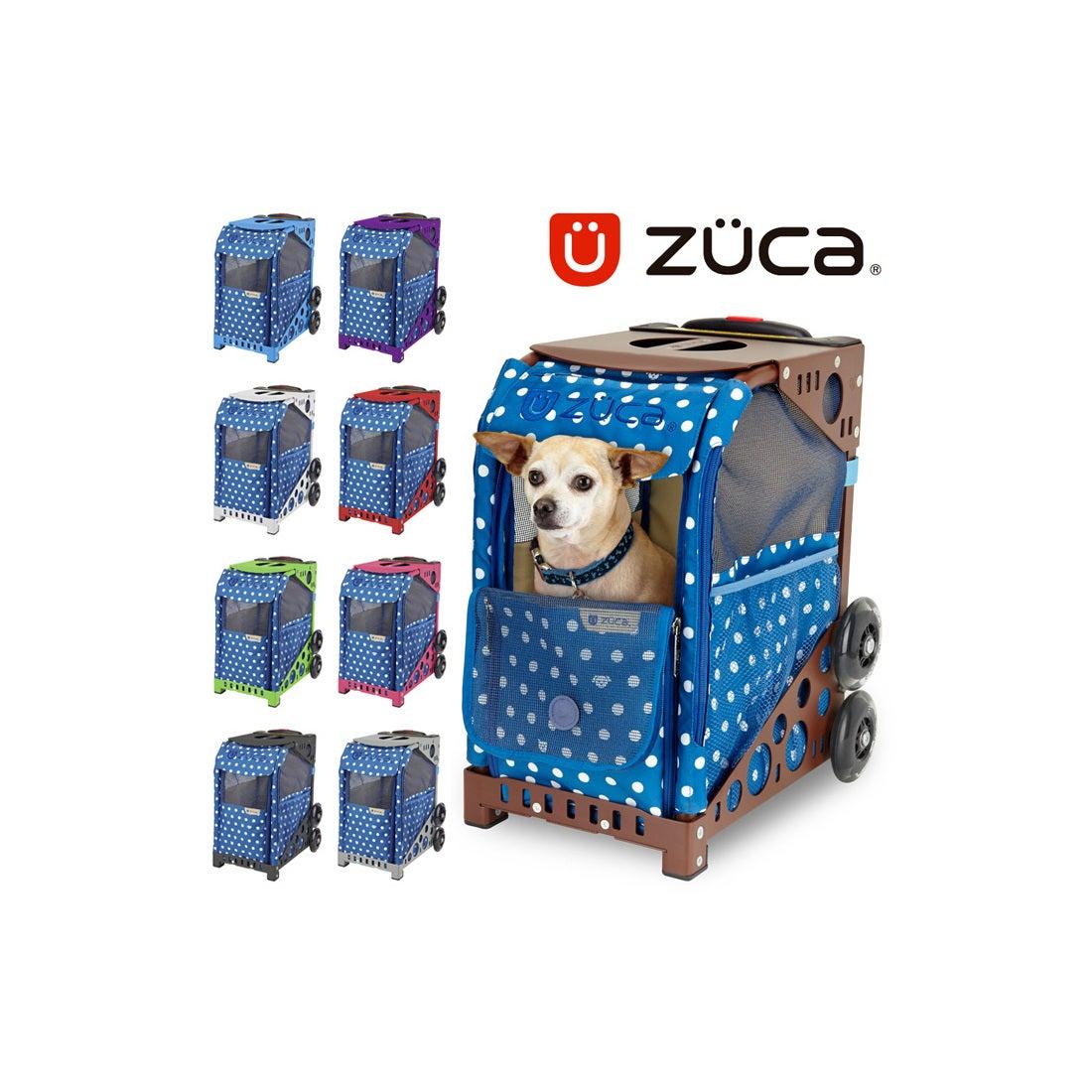 ロコンド 靴とファッションの通販サイト【SAC'SBAR】ZUCAZuZUCAペットキャリーバッグBestinShow150103Green