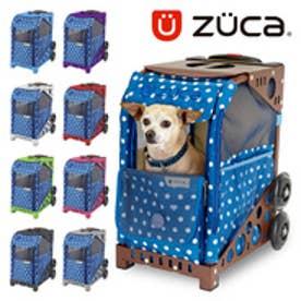 【SAC'S BAR】ZUCA ZuZUCA ペット キャリーバッグ Best in Show 150103 Green