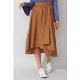 ◆ビエラフィッシュテールスカート キャメル5