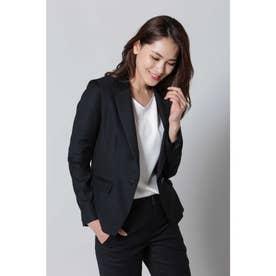 ◆ドラマ 綾瀬はるかさん着用◆S/Wギャバストレッチジャケット ブラック