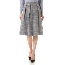 フェアリーツィードスカート ネイビー3