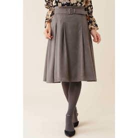 ◆エルモザスエードスカート ブラウン3