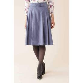 ◆エルモザスエードスカート ブルー