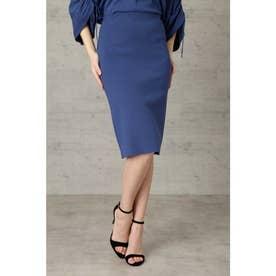 ◆SUNNY ニットスカート(セットアップ対応) ブルー