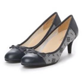 【ガマンしない靴】クレア CREA パンプス (ネイビー)【雑誌CREAコラボ商品】