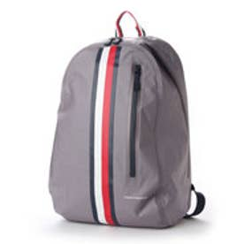 トミーヒルフィガー TOMMY HILFIGER TH WEATHERPROOF BACKPACK (グレー)