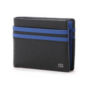 トミーヒルフィガー TOMMY HILFIGER INT HORIZON CC WALLET W/COIN POCKET (ブラウン)