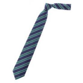 トミーヒルフィガー TOMMY HILFIGER Tie 7.5cm TTSSTP16107 (グリーン)