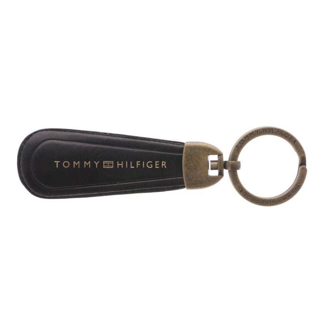 4027c1e454c4 トミーヒルフィガー TOMMY HILFIGER シューホーンキーホルダー (ブラック) -アウトレット通販 ロコレット (LOCOLET)