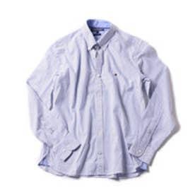 トミーヒルフィガー TOMMY HILFIGER ボタンダウンストライプシャツ