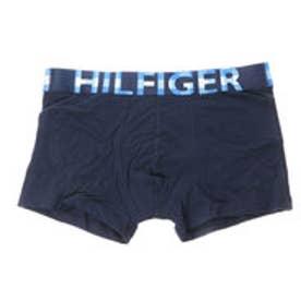トミーヒルフィガー TOMMY HILFIGER コットンストレッチボクサーブリーフ (ネイビー)【返品不可商品】