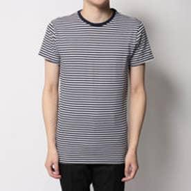トミーヒルフィガー TOMMY HILFIGER 2パック クルーネックTシャツ (ホワイト/ネイビー)