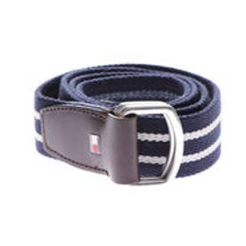 トミーヒルフィガー TOMMY HILFIGER TH STP WEBBING BELT 3.5 (レッド)