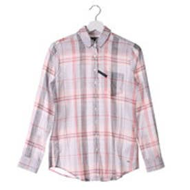 トミーヒルフィガー TOMMY HILFIGER AS DANIA SHIRT LS W3 (レッド)