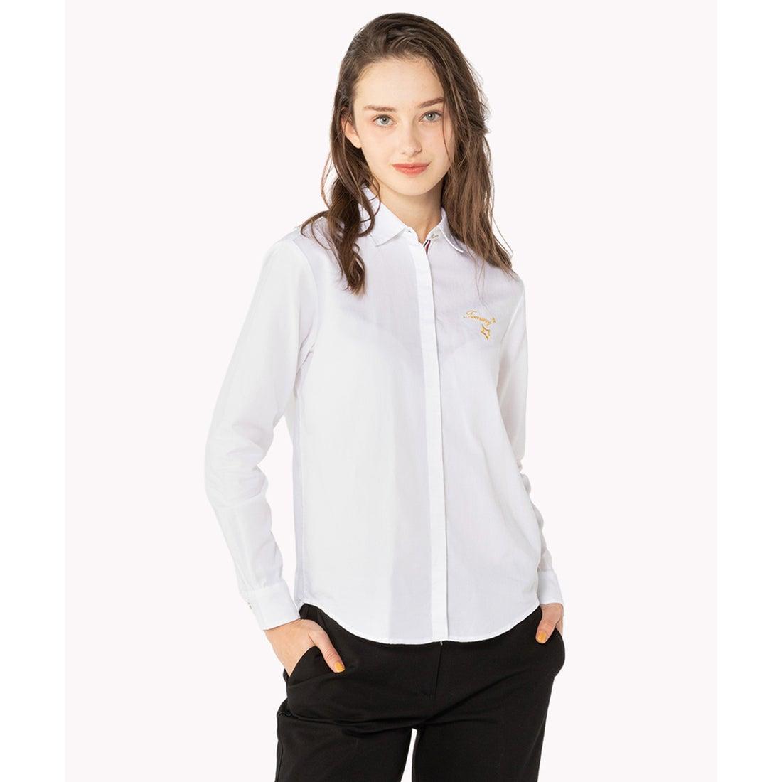 100 packs x 40 White Shirt Blouse Buttons 4000 buttons