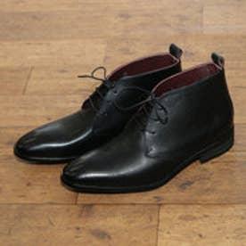 サルヴァトーレロッシ Salvatore Rossi VELLETRI ブーツ (ブラック)