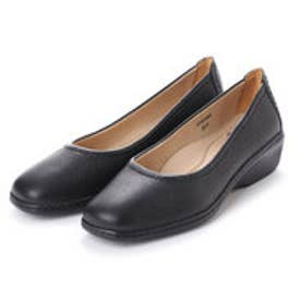 ドクター ショール Dr.Scholl Scholl Comfort Square Pumps (Black)