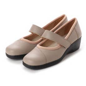 ドクター ショール Dr.Scholl Scholl Soft Fit Belt Pumps (Taupe)