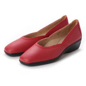 ドクター ショール Dr.Scholl Scholl Comfort Square Switch Pumps (Red)