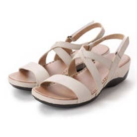 ドクター ショール Dr.Scholl Scholl Comfort Crossed Belt Sandals (Beige)