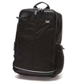ラガシャ LAGASHA LG COMFORT FORTE リフレクター付 3層式バックパック(ブラック/ホワイト)