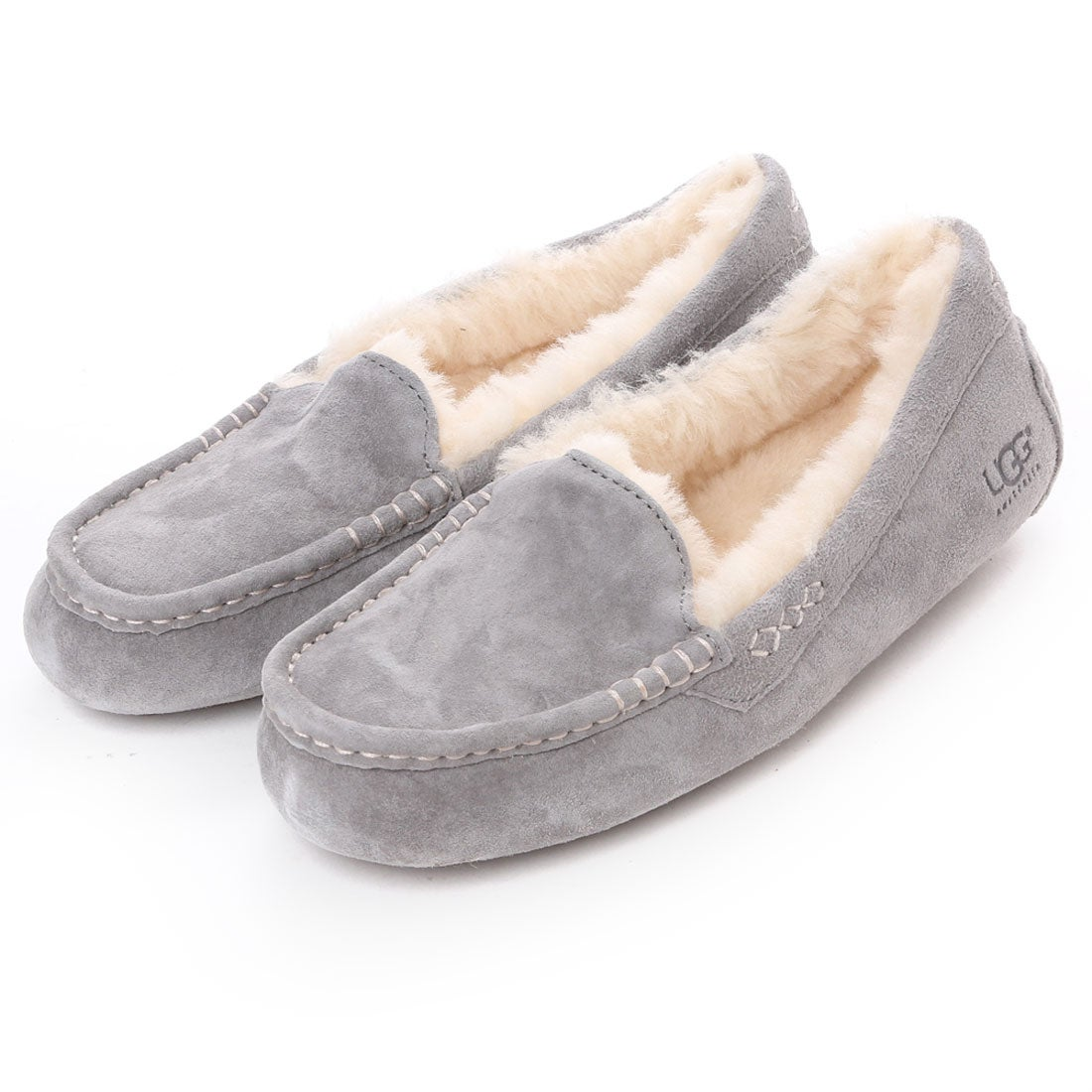 【SALE 15%OFF】アグ UGG Ansley (Light Grey) レディース