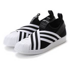 アディダス adidas atmos SUPERSTAR SLIPON W (BLACK)