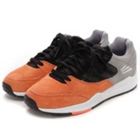 アディダス オリジナルス adidas Originals atmos TECH SUPER EF W(ORANGE/BLACK/GRAY)
