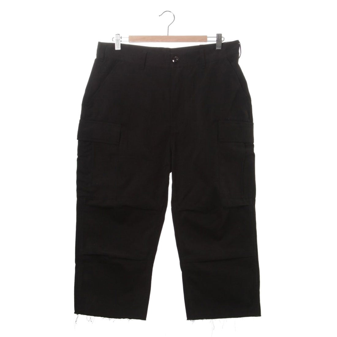 【SALE 70%OFF】アトモス atmos CROPPED CARGO PANT(BLACK)