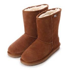 ビーチフィート BEACH FEET 撥水加工牛革スエード CLASSIC Boots-lo (CHESTNUT)