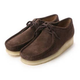 クラークス Clarks Clarks Wallabee (DARKBROWN)