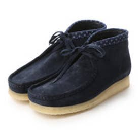 クラークス Clarks CLARKS Wallabee Boot (NAVY)