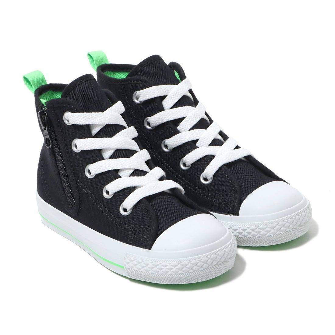 ロコンド 靴とファッションの通販サイトコンバース CONVERSE CONVERSE CHILD ALL STAR N NEONACCENT Z H (BLACK)